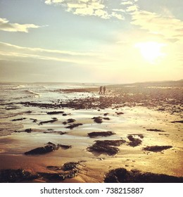 Dornoch beach, Scotland