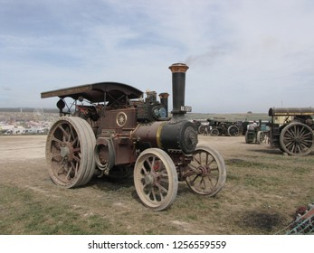 GREAT DORSET STEAM FAIR london street style SIGN traction engine rally plaque