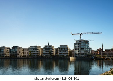 Dortmund, Germany - 10.01.2018,The city of Dortmund receives the German Urban Development Prize for the development of the former Hoesch steel Mill