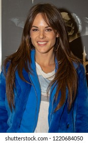 DORTMUND, GERMANY - November 3rd 2018: Sarah Butler (*1985, American actress, I Spit on your Grave, Stranger Within, Treachery) at Weekend of Hell 2018