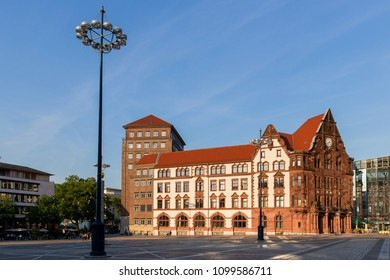 dortmund historic city hall germany