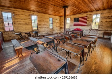Country Schoolhouse Images Stock Photos Vectors