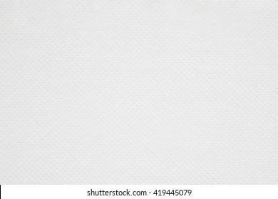 Dotted, white  paper texture or background.