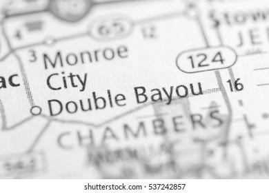 Double Bayou. Texas. USA