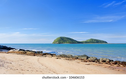 Double Island 25 minute north of Cairns Australia