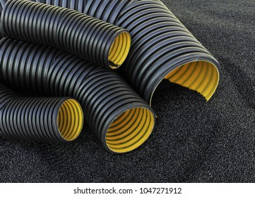Double Layer Corrugated Pipes