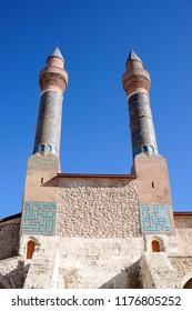 Double Minarets, Sivas, Turkey