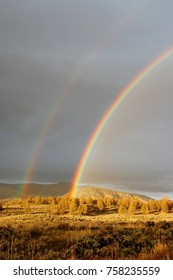 Double Rainbow view
