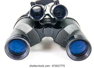 Double Set of Binoculars