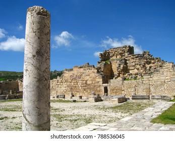 Dougga Tunisia Unesco