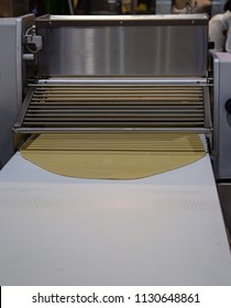 Dough sheeters machine for bakery production line