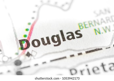 Douglas. Arizona. USA