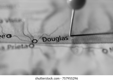 Douglas, Arizona, USA.