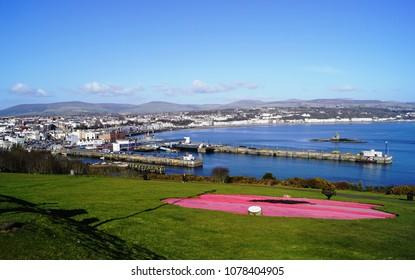 Douglas Bay from Douglas Head, Isle of Man