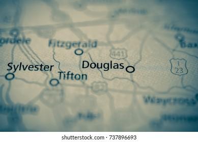 Douglas, Georgia.