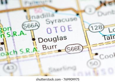Douglas. Nebraska. USA