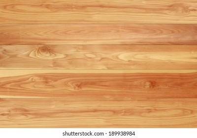 Douglas plank floor - beautiful naturally red colored
