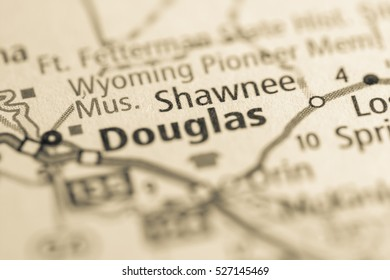Douglas. Wyoming. USA