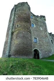 Doune castle near Stirling
