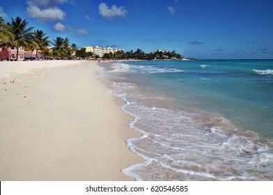 Dover Beach, Barbados, Caribbean Sea