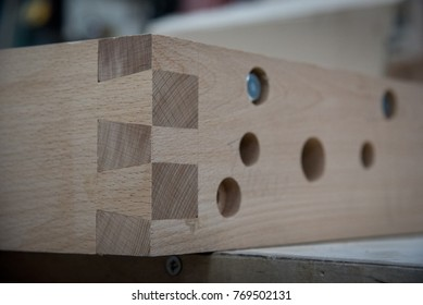 dovetail joinery, woodworking