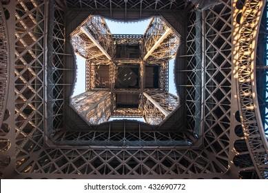 Down Eiffel