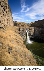 Down the Valley at Palouse Falls State Park