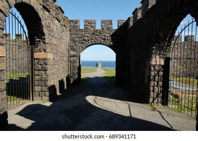 Downhill Demesne is a 18th century mansion built by the Earl Bishop in the County Londonderry in Northern Ireland, UK