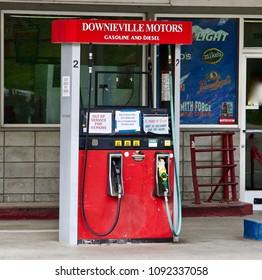 Antique Gas Pump Images, Stock Photos & Vectors | Shutterstock