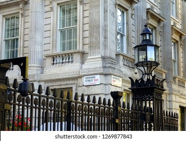 Downing Street 10 (Prime Minister).