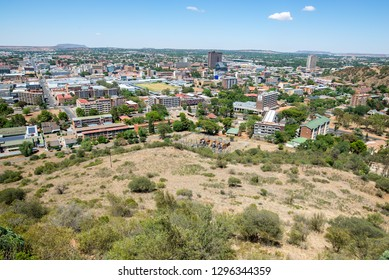 Downtown, Bloemfontein, South Africa.