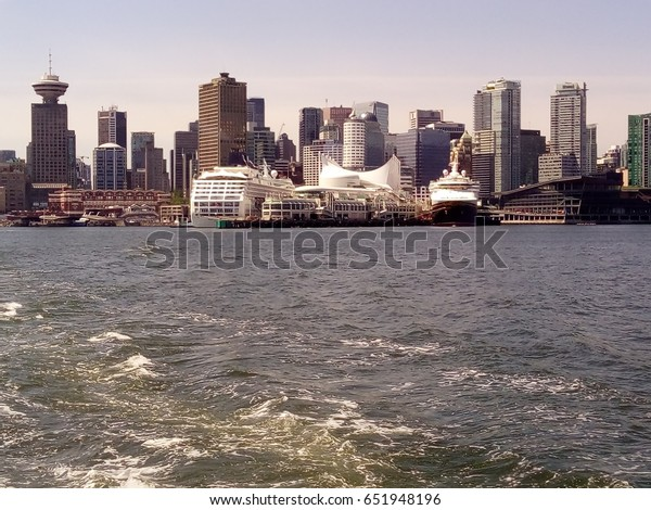 Downtown, Canada Place, Vancouver city
