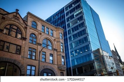 Downtown City Center Allentown PA