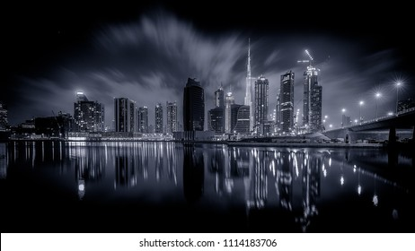Downtown dubai the most beautiful city in the world