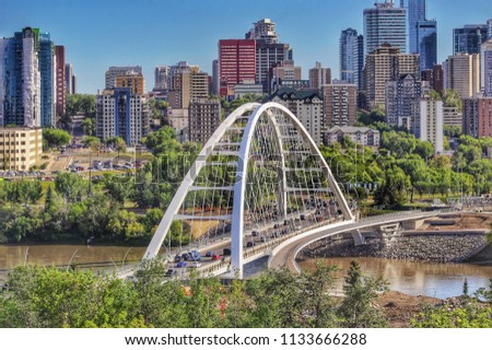 Downtown Edmonton View