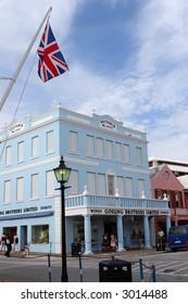 Downtown Hamilton, Bermuda