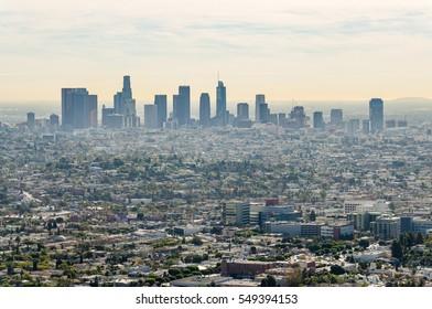 Downtown of LA, Los Angeles