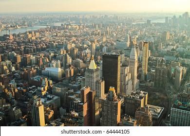Downtown Manhattan (New-York,USA)