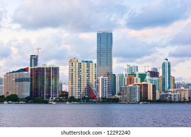 Downtown Miami Bayfront, Business District, Condos and Hotels
