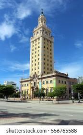 Downtown Miami, Florida, USA