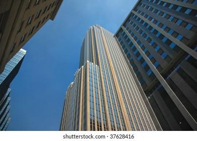 Downtown Minneapolis Buildings