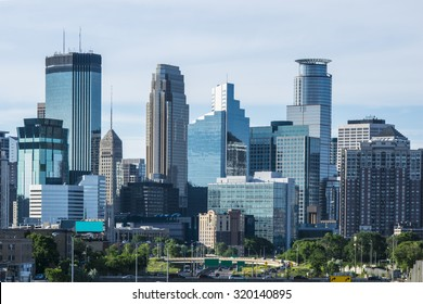 Downtown Minneapolis, Minnesota