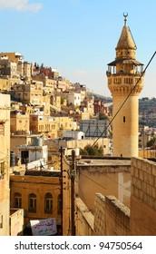 Downtown Salt, Jordan