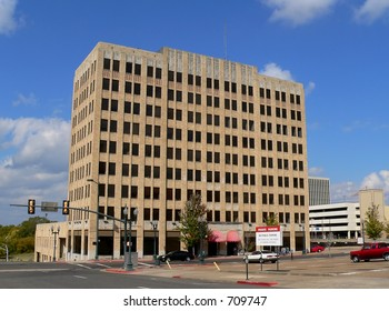 Downtown, Shreveport Louisiana