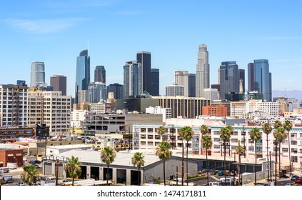 Downtown Skyline Los Angeles, California