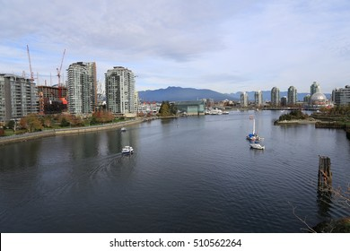 Downtown Vancouver Beautiful BC Canada view