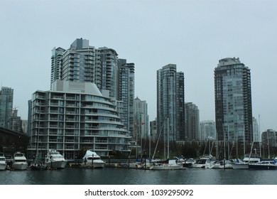 Downtown Vancouver Waterfront