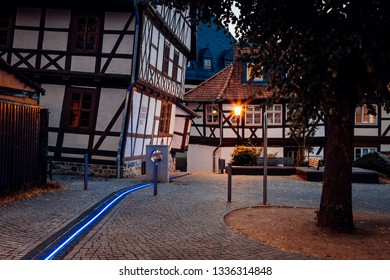 Downtown Wernigerode Summer Evening