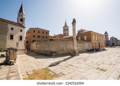 Downtown Zadar, Croatia