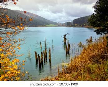 Doxa lake in Cotinthia